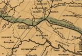 Ohio Central Railroad Map Virginia Central Railroad Wikipedia