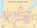 Ohio Dominican Campus Map Odu Campus Map Fresh Odu On Jumpic Maps Directions