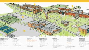 Ohio Dominican University Campus Map Odu Campus Map Fresh Odu On Jumpic Maps Directions