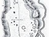 Ohio Mounds Map Pinterest