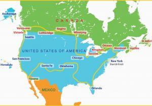 Map Of Canada New York Border.Ohio New York Map Map Western United States Fresh Us Canada West