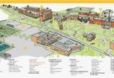 Ohio northern University Campus Map Ohio State University Location Map Secretmuseum