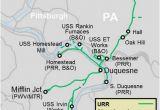 Ohio Rail Map Urr Union Railroad Appalachian Railroad Modeling