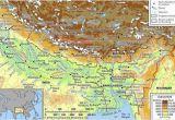 Ohio River Bridges Project Map Ganges River History Location Map Facts Britannica Com