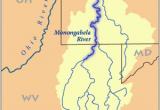 Ohio River Bridges Project Map Monongahela River Wikipedia