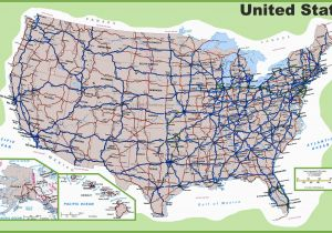 Ohio Road Maps Usa Maps Maps Of United States Of America Usa U S