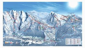 Ohio Ski Resorts Map La Clusaz Ski Resort Guide Location Map La Clusaz Ski Holiday