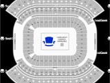 Ohio Stadium Map Nissan Stadium Seating Chart Map Seatgeek