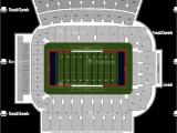 Ohio Stadium Seat Map Arizona Stadium Seating Chart Seatgeek
