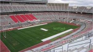 Ohio Stadium Seating Map Ohio Stadium Section 30 C Seat Views Seatgeek