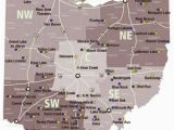 Ohio State Campgrounds Map List Of Ohio State Parks with Campgrounds Dreaming Of A Pink