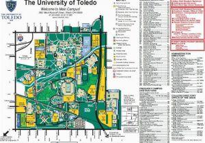 Ohio State University Campus Map Pdf Main Campus Map 01 09 2019