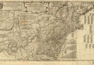 Ohio to Pennsylvania Map 1775 to 1779 Pennsylvania Maps