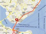 Ohio tourism Map Our istanbul Walking tour Map istanbul In A Day Oh the Places We