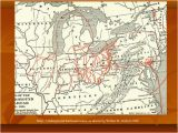 Ohio Underground Railroad Map Canada S Underground Railroad Connection