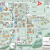 Ohio Universities and Colleges Map Oxford Campus Maps Miami University