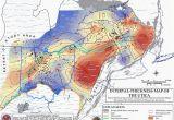 Ohio Utica Shale Map Utica Shale Map Ohio Secretmuseum