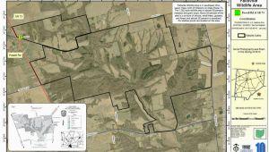 Ohio Wildlife area Maps Fallsville Wildlife areas