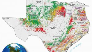 Oil and Gas Map Of Texas Texas Oil Map Business Ideas 2013