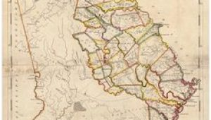 Old Georgia Maps 21 Best Georgia Old Maps Images State Map Antique Maps County Map