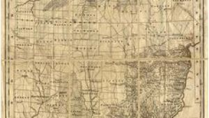 Old Maps Of Ohio 9 Best Maps Images Map Of Ohio Antique Maps Old Maps