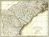 Old north Carolina Maps north Carolina County Map