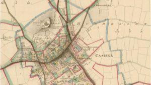 Ordnance Survey Map Of Ireland Historical Mapping