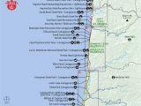 Oregon Coast Lighthouse Map northern California southern oregon Map Reference 10 Beautiful