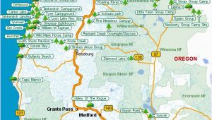 Oregon Coast Map State Parks Map Of oregon Coast State Parks 229 Best oregon Coast Images On