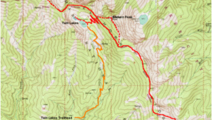 Oregon Hiking Trail Maps Elkhorn Crest Hike Hiking In Portland oregon and Washington