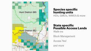 Oregon Hunting Access Map Amazon Com oregon Hunting Maps Onx Hunt Chip for Garmin Gps