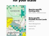 Oregon Hunting Unit Maps Amazon Com oregon Hunting Maps Onx Hunt Chip for Garmin Gps