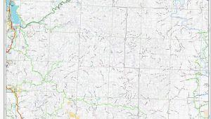 Oregon Lakes Map Map Of oregon Lakes Secretmuseum