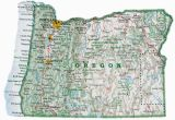 Oregon Map Cities and towns Map Of Highway 395 oregon oregon Watersheds the Link Actually Goes