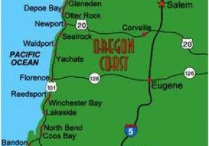 Oregon Rainforest Map Oregon Rainforest Map Washington and oregon Coast Map Travel