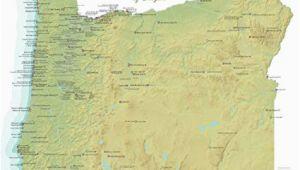 Oregon State Parks Map Amazon Com Best Maps Ever oregon State Parks Map 18×24 Poster Sage