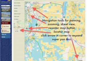 Oregon State Parks Map Publiclands org oregon