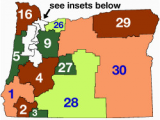 Oregon State Senate District Map oregon State Elections 2006 Wikivisually