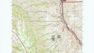 Oregon topo Maps Free Amazon Com Yellowmaps Lord Flat or topo Map 1 24000 Scale 7 5 X