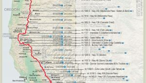 Oregon Trail On A Map Pacific Crest Trail Map oregon Pin by Matthew Paulson On Pacific