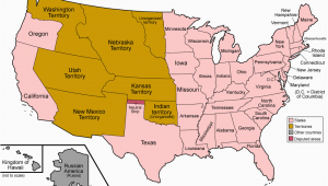 Oregon Treaty Map Outline Of oregon Territorial Evolution Wikipedia