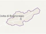 Orvieto Map Italy Map Of Civita Di Bagnoregio Italy Italy orvieto and area