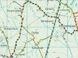 Os Map Ireland No 5 Couraguneen to Clonakenny Heritage Walk Blue Ireland