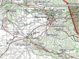 Pacific Crest Trail oregon Map Pacific Crest Trail Amazing Free Maps Of the Pct Download and