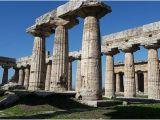 Paestum Italy Map Temple Of Hera or athena Picture Of Templi Greci Di Paestum
