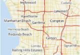Palos Verdes California Map Los Angeles area Map U S News Travel