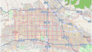 Panorama City California Map Canoga Park Los Angeles Wikipedia