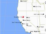 Paradise Texas Map town Of Paradise Ca Map Paradise California Ca 95967 95969