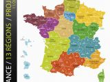 Paris France Zip Code Map New Map Of France Reduces Regions to 13