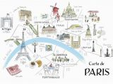 Paris On A Map Of France Map Of Paris Surely Must Travel to Outside Of Paris Next